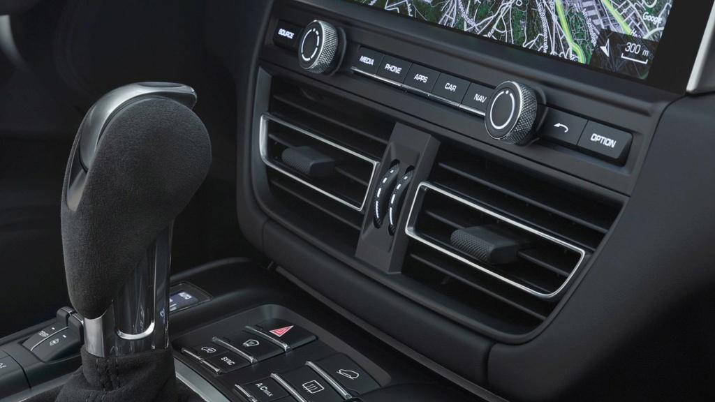 Porsche Macan 2020 traz novo design por R$ 329 mil Porsch20