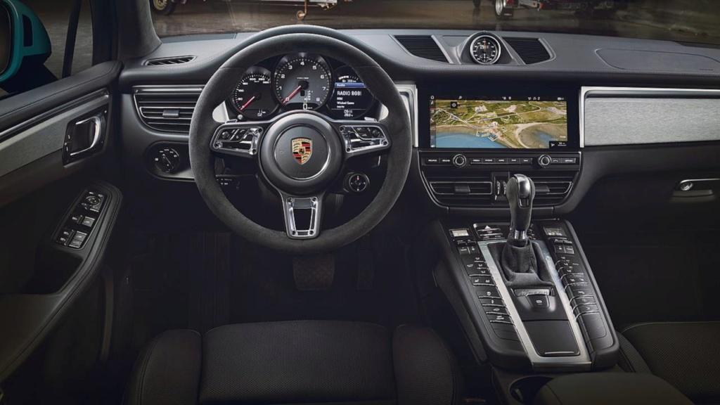 Porsche Macan 2020 traz novo design por R$ 329 mil Porsch22
