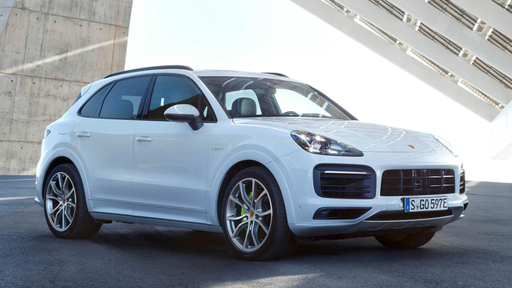 Porsche Cayenne E-Hybrid começa a ser vendido no Brasil por R$ 435.000 Porsch28