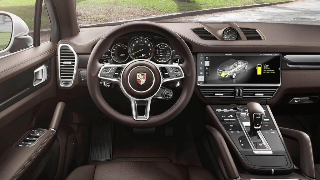 Porsche Cayenne E-Hybrid começa a ser vendido no Brasil por R$ 435.000 Porsch29