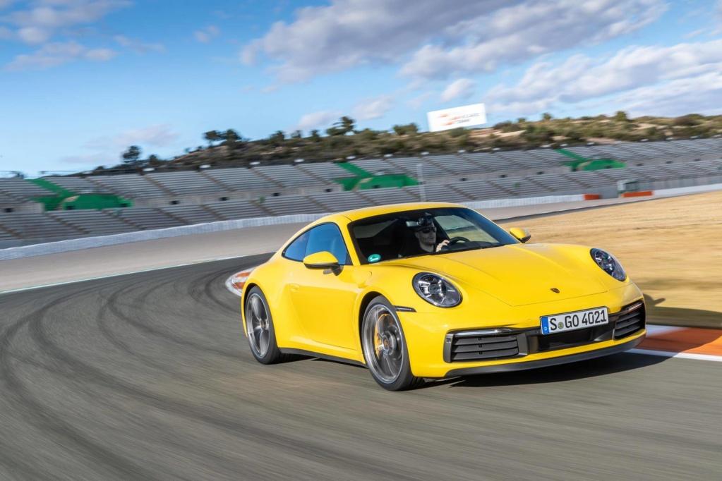 Porsche convoca recall de seis modelos por problemas no airbag  Porsch37