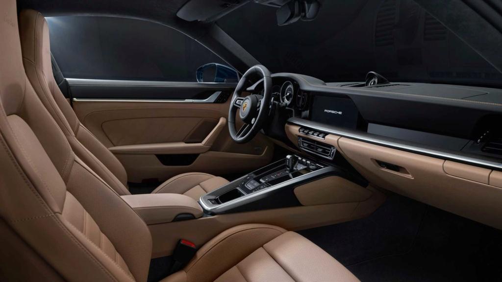 Novo Porsche 911 estreia agora na versão Turbo com motor de 580 cv Porsch45