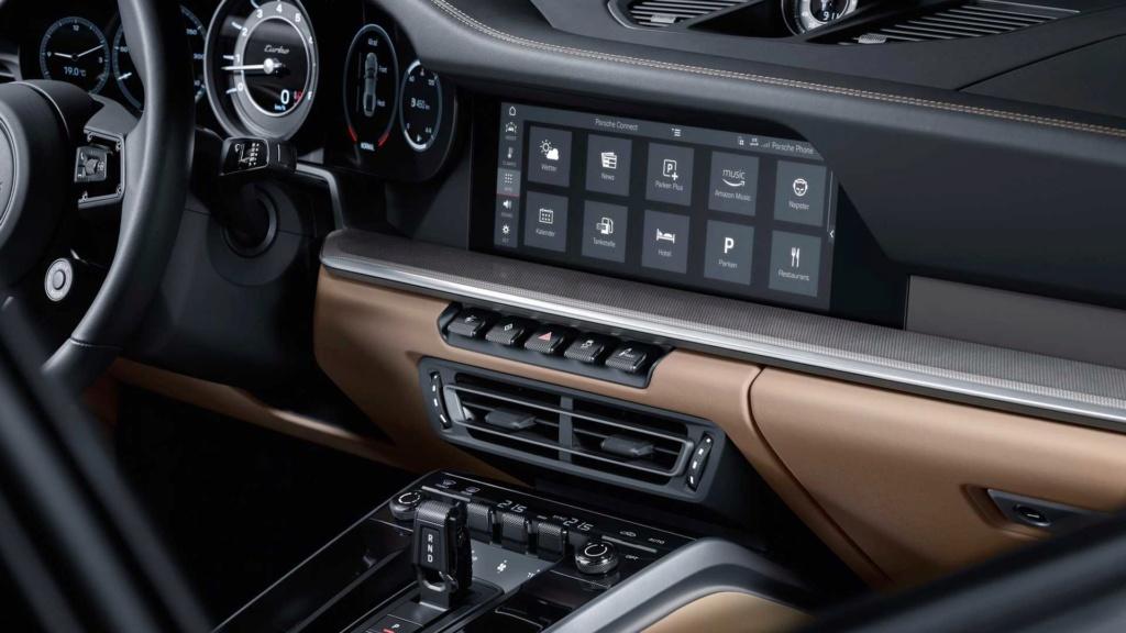 Novo Porsche 911 estreia agora na versão Turbo com motor de 580 cv Porsch46