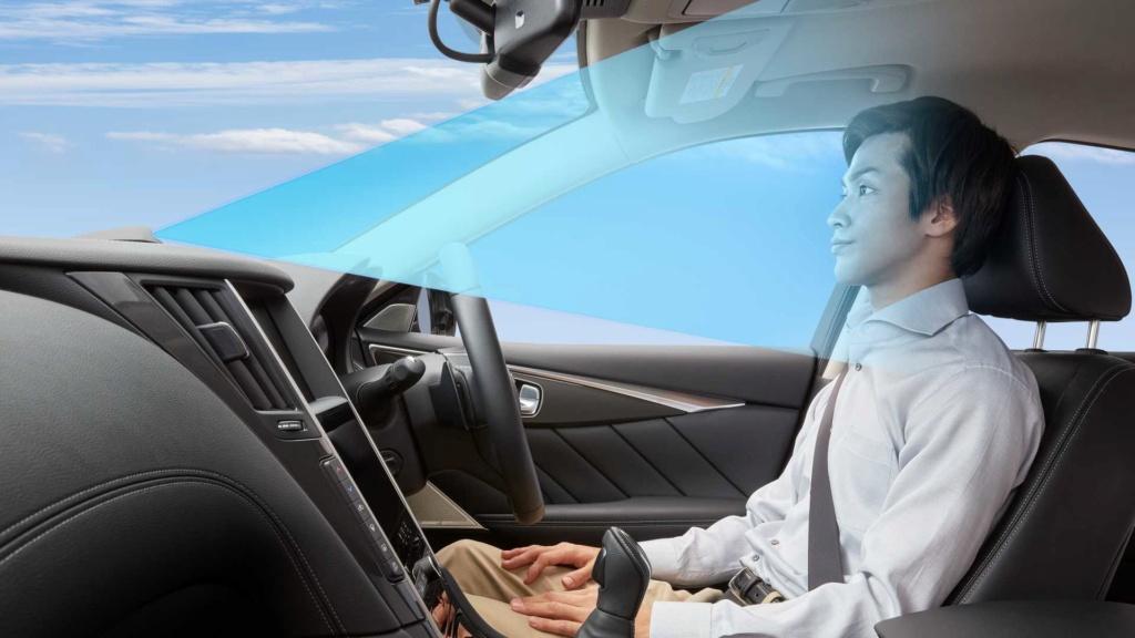 Nissan lançará sistema ProPilot com modo autônomo para estradas Propil10