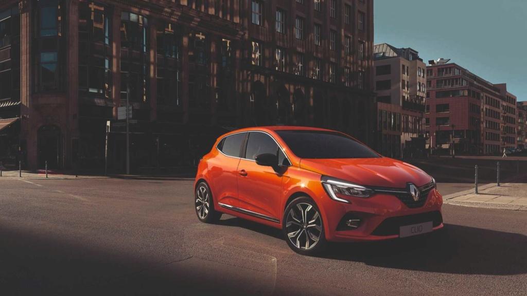 Renault Clio híbrido pode custar o equivalente a R$ 104,6 mil Renau106