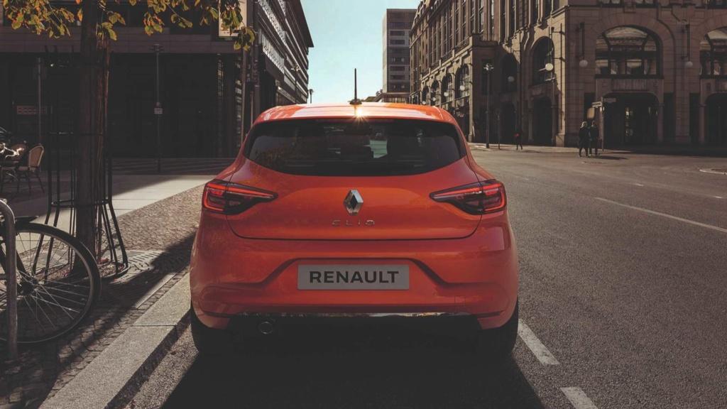 Renault Clio híbrido pode custar o equivalente a R$ 104,6 mil Renau109