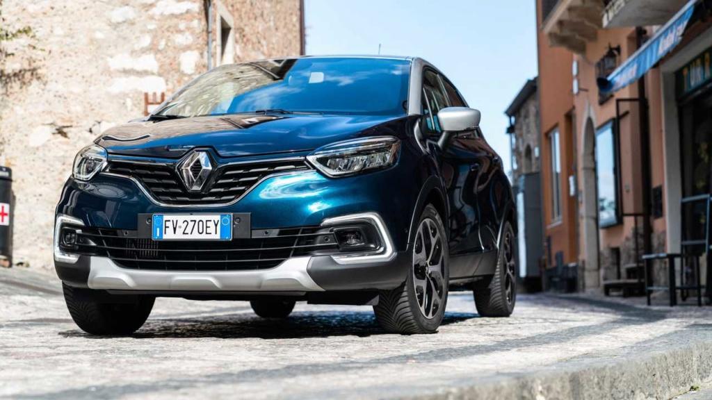 Renault Captur ganha vida nova com motor 1.3 turbo TCe Renaul18