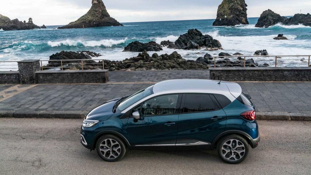 Renault Captur ganha vida nova com motor 1.3 turbo TCe Renaul19