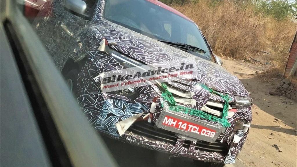 Renault Kwid reestilizado se apronta para estreia no final do ano Renaul27