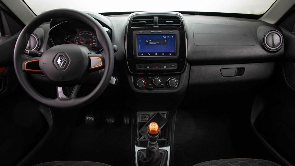 Teste: Renault Kwid Outsider em busca dos 20 km/litro Renaul37