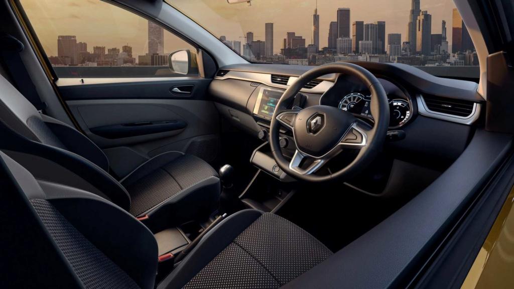 Renault revela Triber (minivan do Kwid) e promete vendê-la na América Latina Renaul47