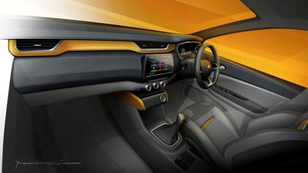 Renault revela Triber (minivan do Kwid) e promete vendê-la na América Latina Renaul48