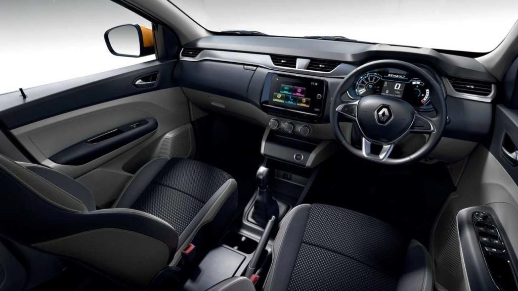 Renault revela Triber (minivan do Kwid) e promete vendê-la na América Latina Renaul49
