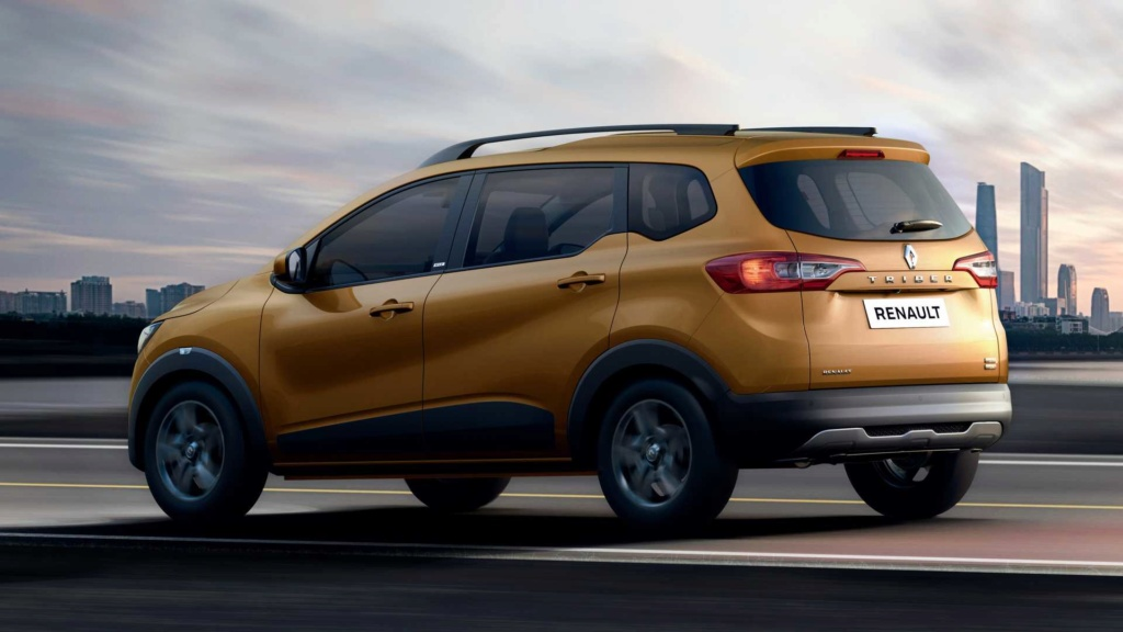 Renault revela Triber (minivan do Kwid) e promete vendê-la na América Latina Renaul51