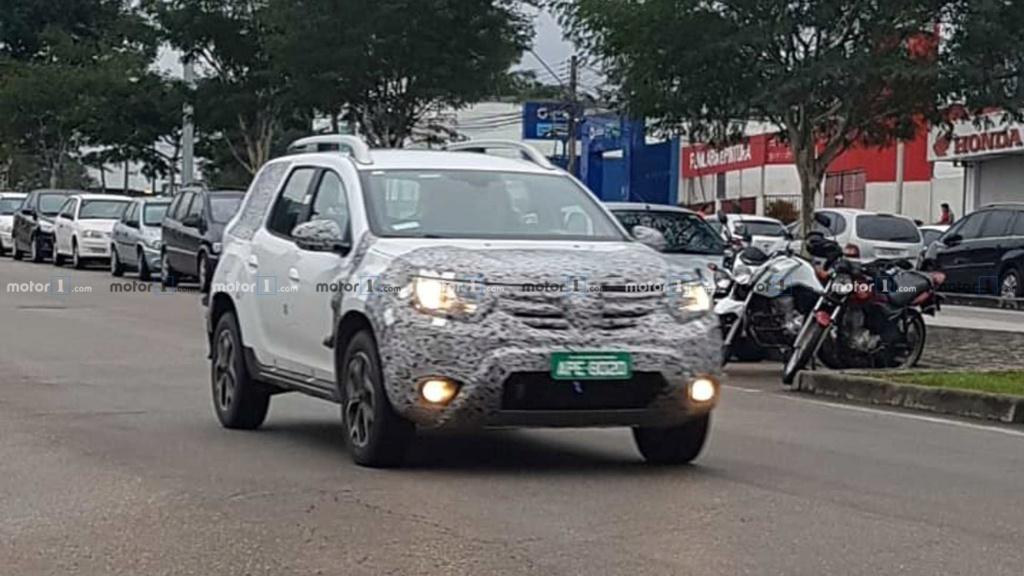 Novo Renault Duster nacional reduz disfarce, mas só chega em 2020 Renaul59