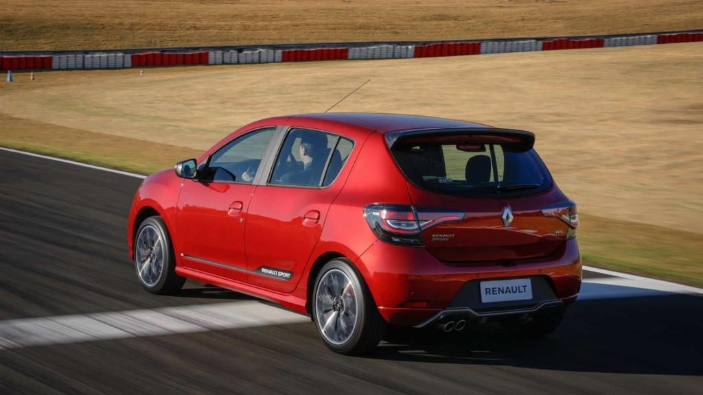 Veja fotos do novo Renault Sandero R.S. 2020 por R$ 69.690 Renaul71