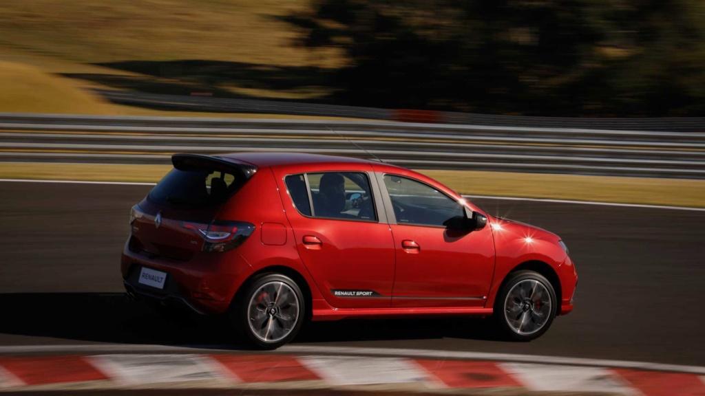 Veja fotos do novo Renault Sandero R.S. 2020 por R$ 69.690 Renaul74
