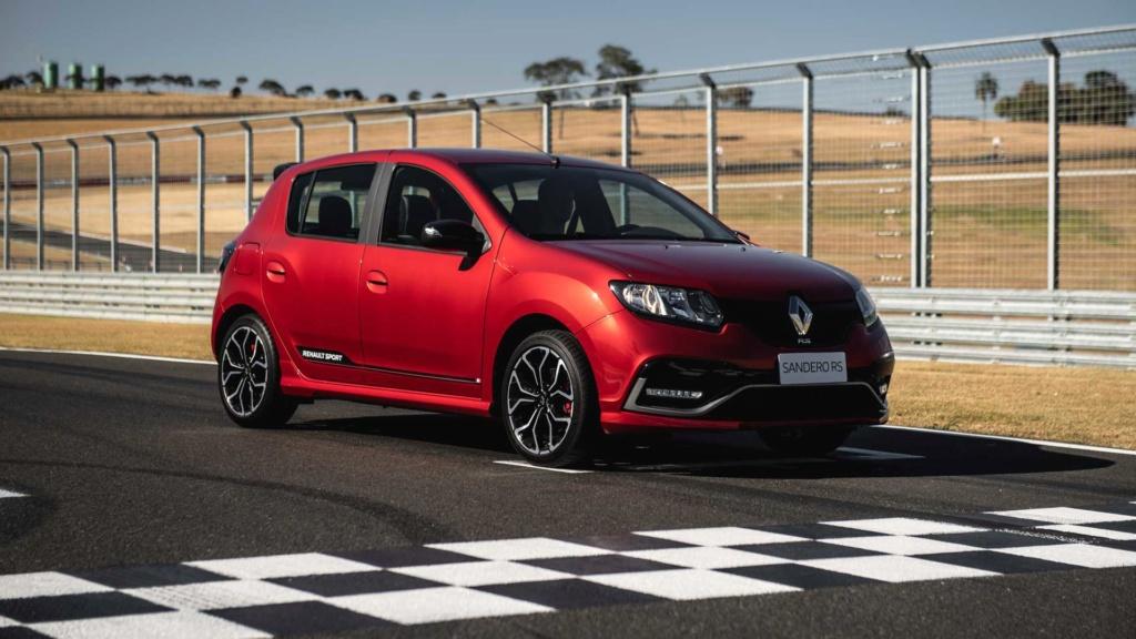 Veja fotos do novo Renault Sandero R.S. 2020 por R$ 69.690 Renaul75