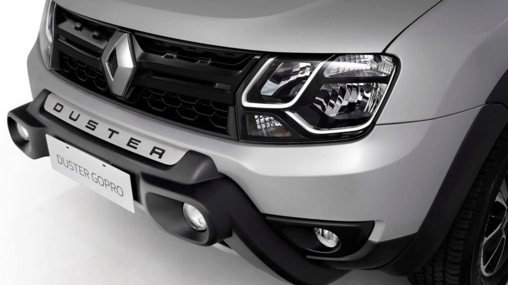 Renault Duster GoPro: série com tom de despedida custa R$ 81.890 Renaul78
