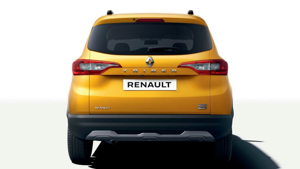 Minivan do Kwid, Renault Triber custa R$ 28.600 na Índia Renaul89