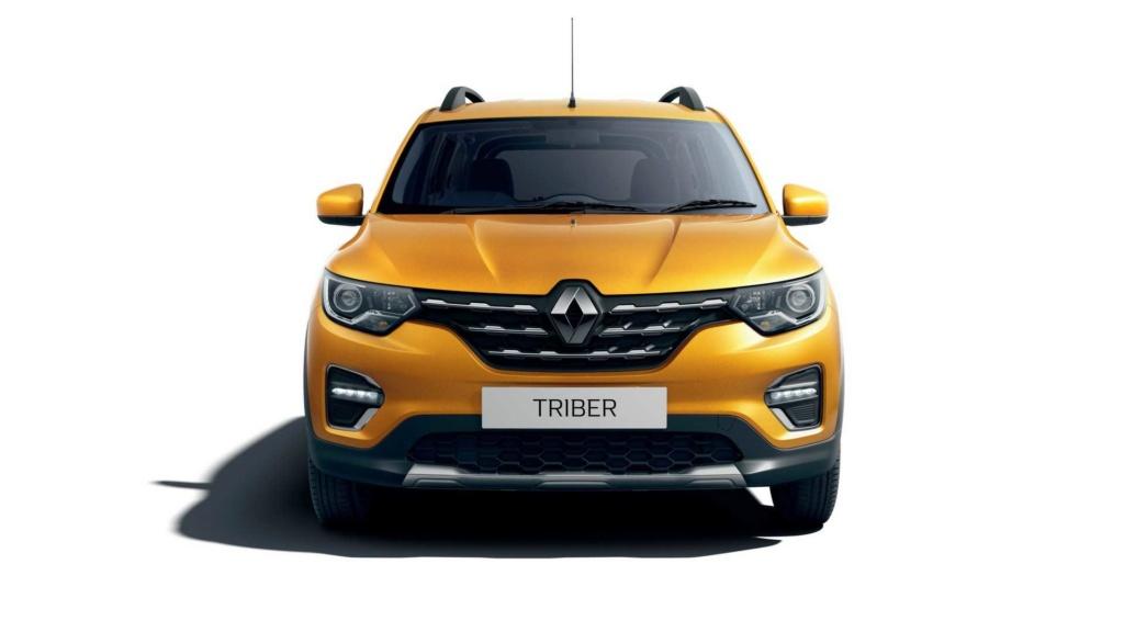 Minivan do Kwid, Renault Triber custa R$ 28.600 na Índia Renaul90