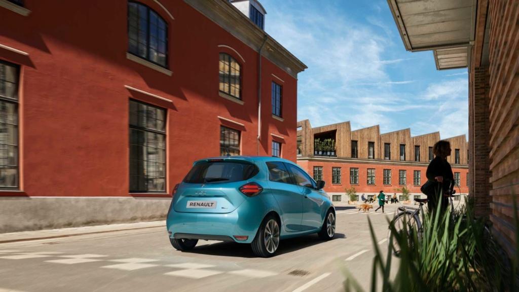 Renault terá dois novos elétricos até 2022, incluindo SUV compacto Renaul93
