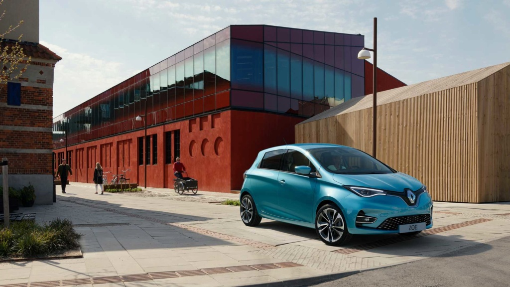 Renault terá dois novos elétricos até 2022, incluindo SUV compacto Renaul94