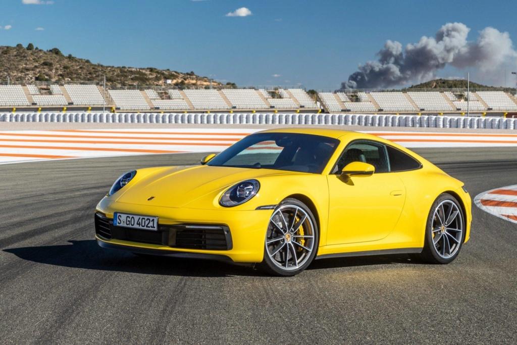 Porsche convoca recall de seis modelos por problemas no airbag  S19_0710