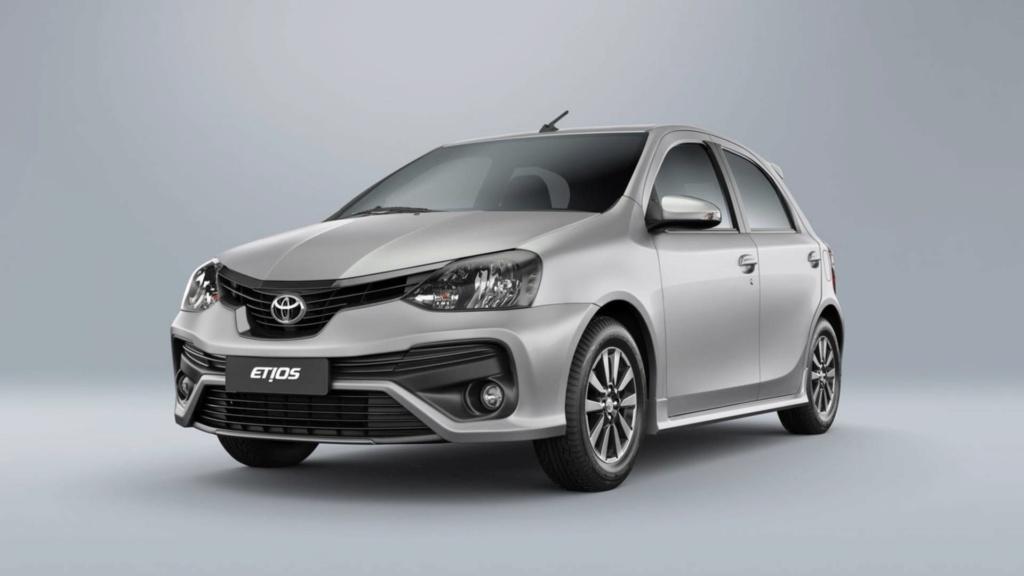Toyota Etios 2020 aparece no site da marca; e mais caro Toyota12