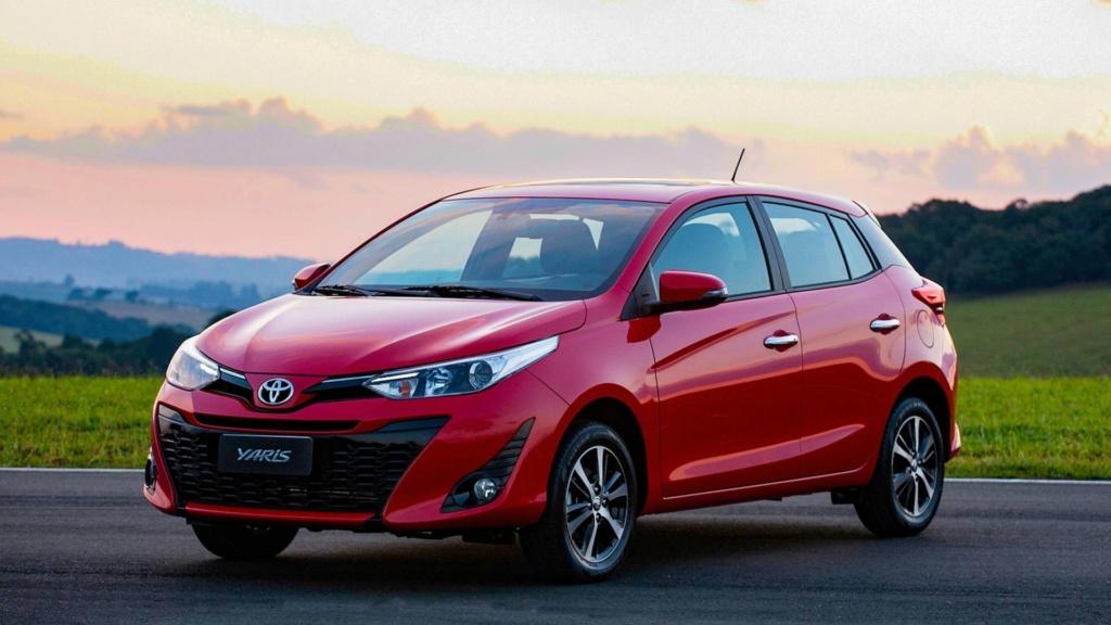 """Toyota Yaris fica mais caro e praticamente """"mata"""" versões manuais Toyota24"""