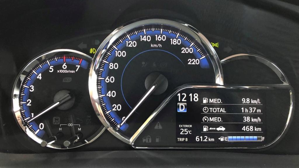 """Toyota Yaris fica mais caro e praticamente """"mata"""" versões manuais Toyota27"""