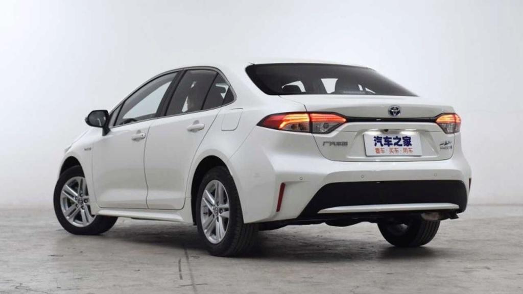 Novo Toyota Corolla estreia multimídia gigante na China Toyota36