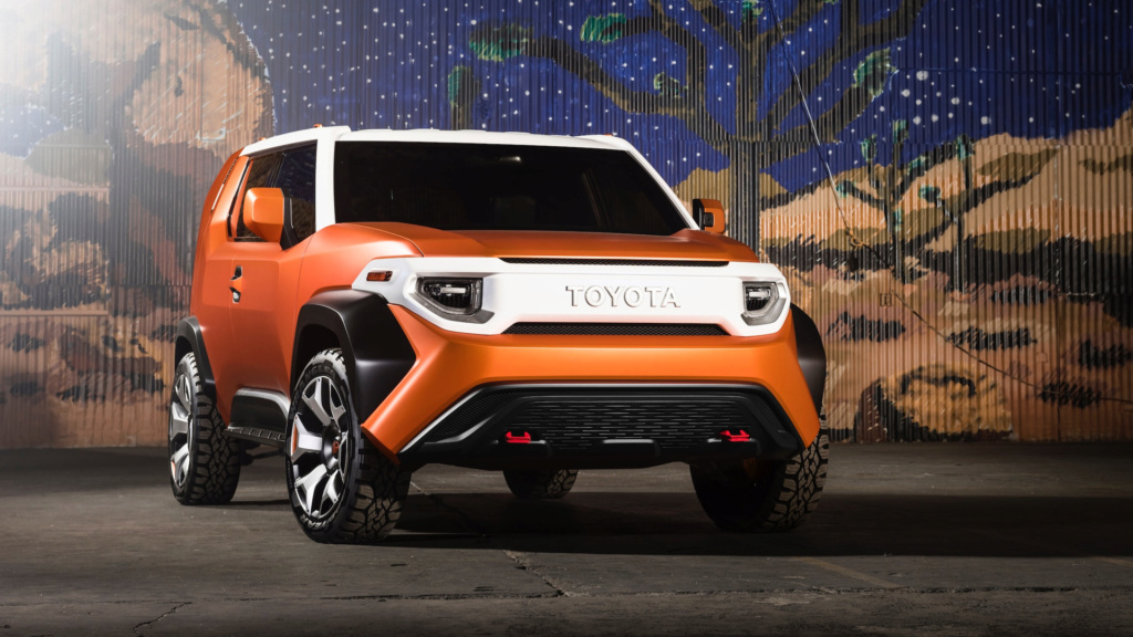 Toyota prepara inédito SUV abaixo do RAV4 Toyota48