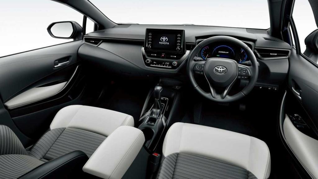 Novo Toyota Corolla ganha motor 1.2 turbo de 116 cv no Japão Toyota56