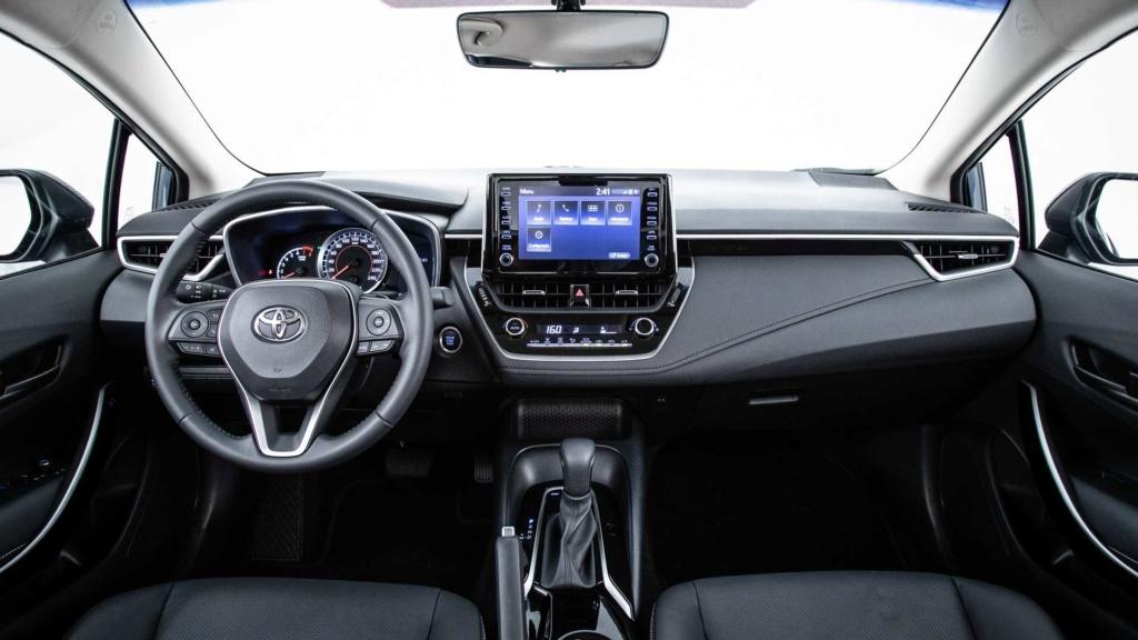 Toyota Corolla agora é só híbrido no Reino Unido Toyota64