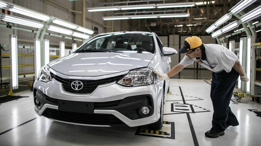 Toyota suspende produção em todas as suas fábricas brasileiras Toyota67
