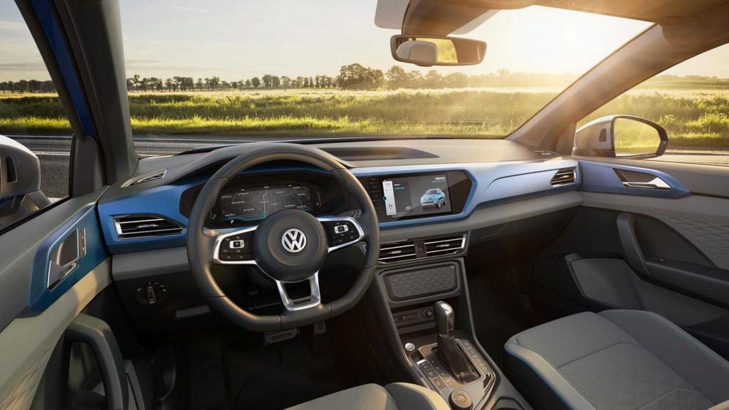 Volkswagen Tarok, picape brasileira, é atração no Salão de Frankfurt Volks100