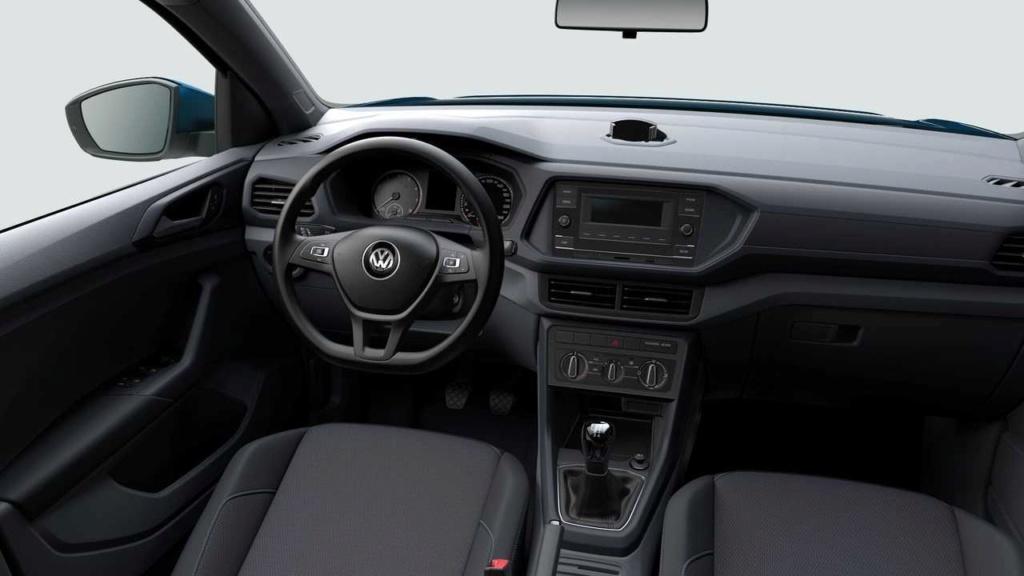 Volkswagen T-Cross ganha versão PCD por R$ 57.630 Volks108