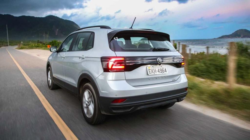 Volkswagen T-Cross ganha versão PCD por R$ 57.630 Volks109