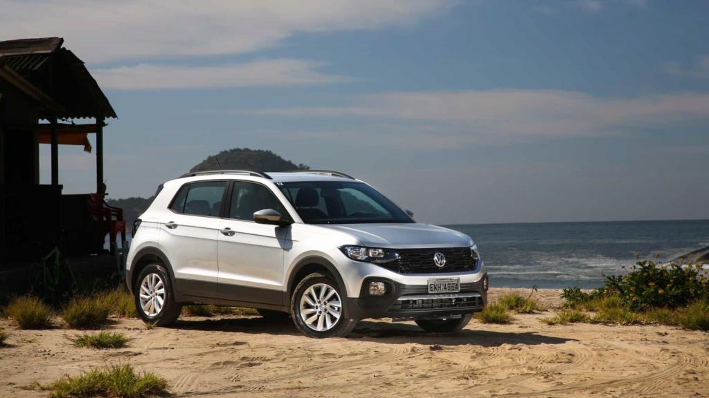 Volkswagen T-Cross ganha versão PCD por R$ 57.630 Volks110