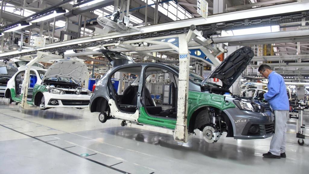 Produção de carros cresceu 2,7% no acumulado de 2019, diz Anfavea Volks111
