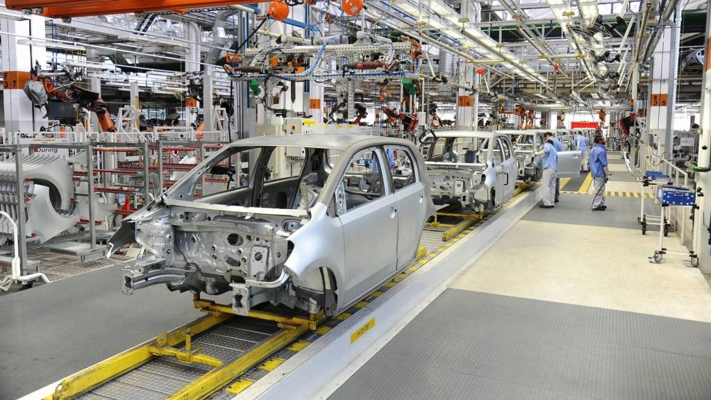 Produção de carros cresceu 2,7% no acumulado de 2019, diz Anfavea Volks112