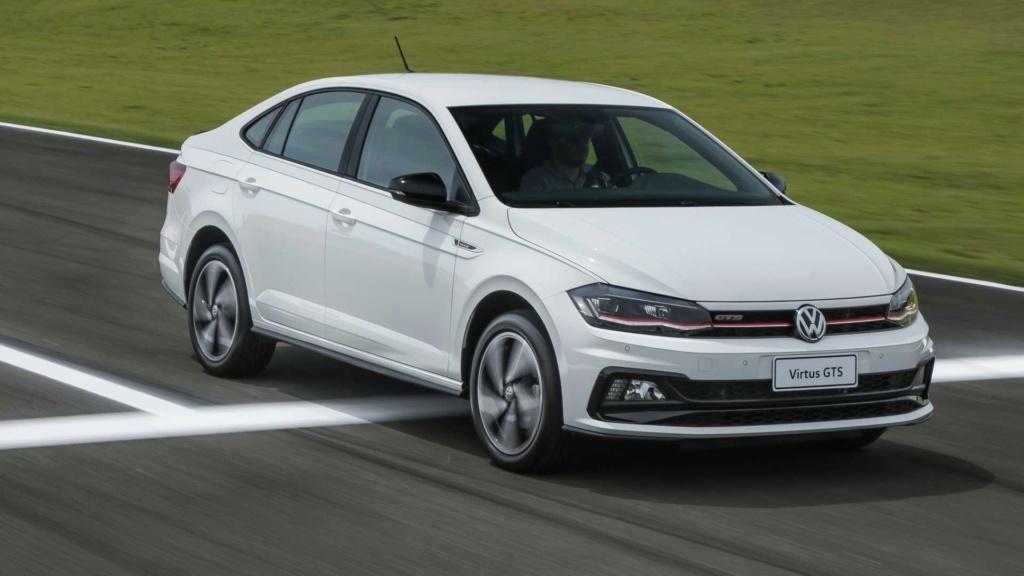Teste: VW Virtus GTS - Quem não tem GLI caça com... Volks120
