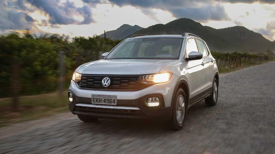 Volkswagen empresta 100 carros para ajudar no combate ao coronavírus Volks125
