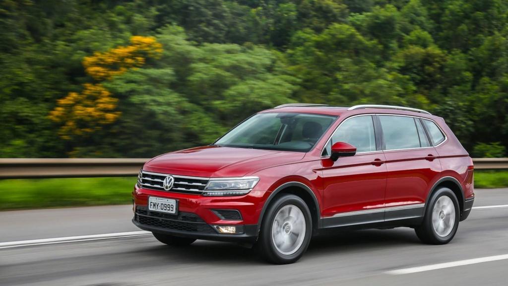 Volkswagen empresta 100 carros para ajudar no combate ao coronavírus Volks126