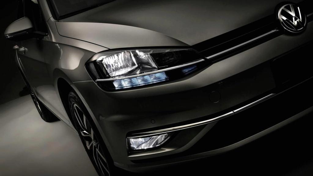 Volkswagen Golf nacional vai continuar com versões 1.0 e 1.4 ? Volksw16