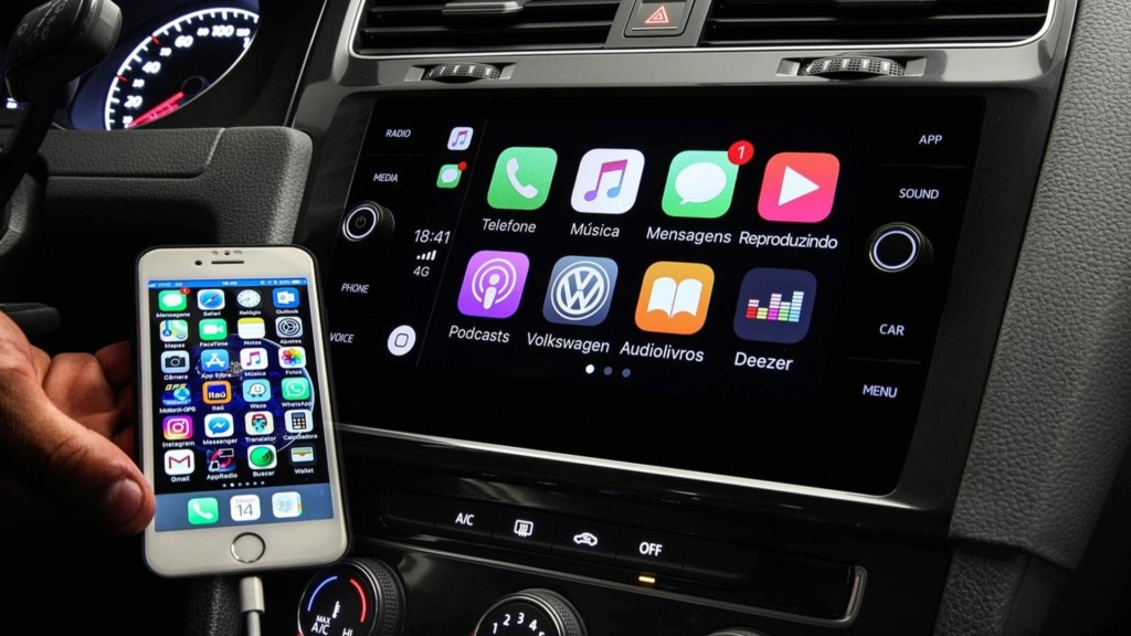Volkswagen Golf nacional vai continuar com versões 1.0 e 1.4 ? Volksw18
