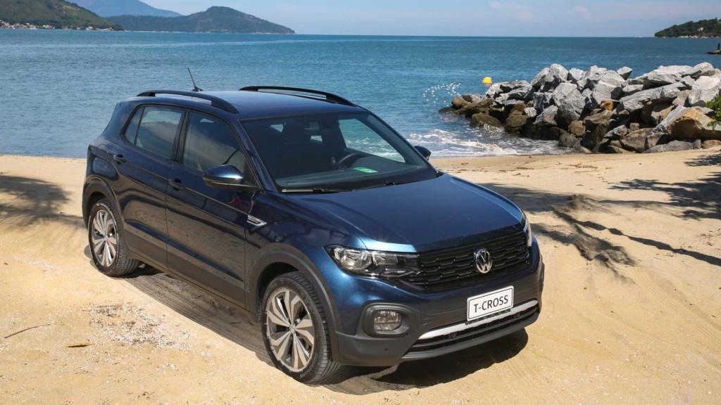 Viagem-teste: VW T-Cross 1.0 TSI mostra equilíbrio em mais de 1.000 km Volksw27
