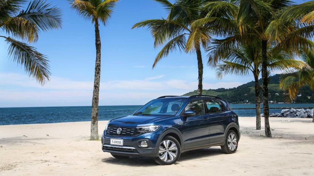 Viagem-teste: VW T-Cross 1.0 TSI mostra equilíbrio em mais de 1.000 km Volksw28