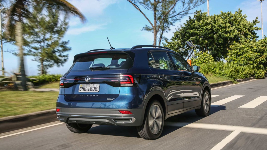 Viagem-teste: VW T-Cross 1.0 TSI mostra equilíbrio em mais de 1.000 km Volksw29